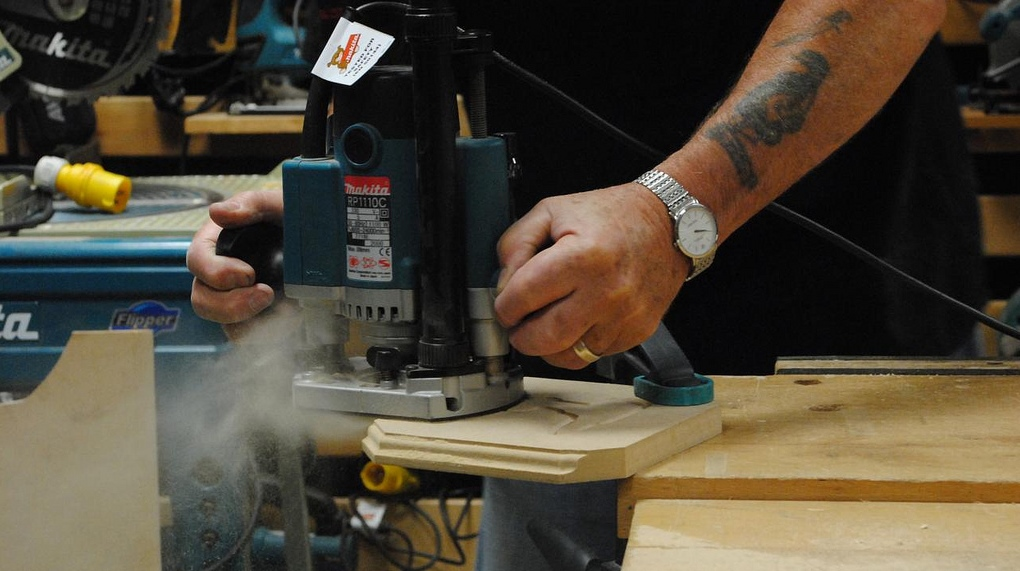 What Does A Wood Router Do Image 1