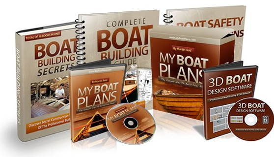 My Boat Plans Review Box Art