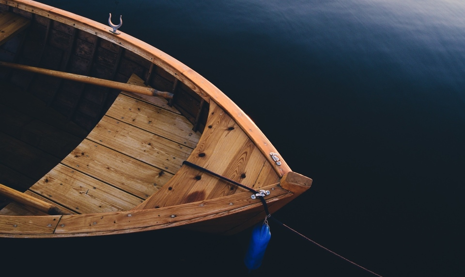 How To Build A Wooden Boat Image 1