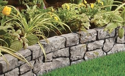 Inexpensive Landscape Border Ideas - Featured