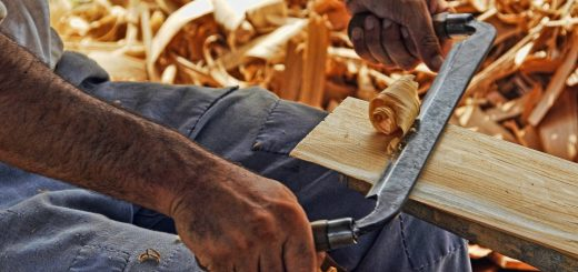 How To Plane Wood Without A Planer 1