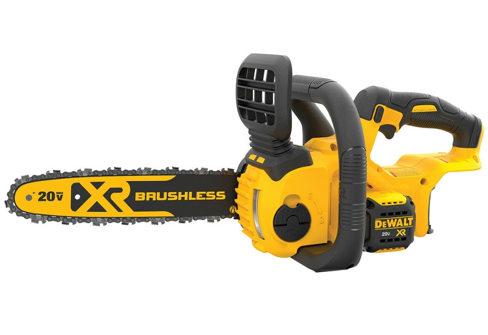 Tools Every Landscaper Should Own - Chainsaw