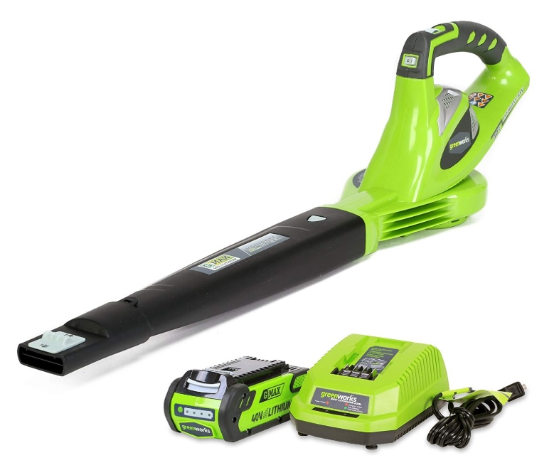 Tools Every Landscaper Should Own - Leaf Blower