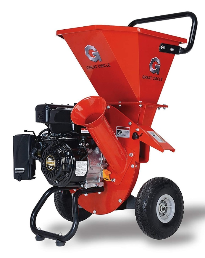 Tools Every Landscaper Should Own - Wood Chipper